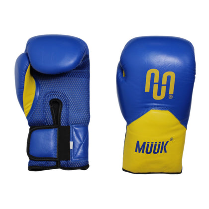 GUANTE DE BOX CUERO ELIMINATOR - Welbox.cl