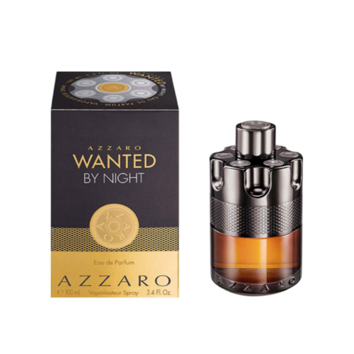 PERFUME AZZARO WANTED BY NIGHT 100 ML