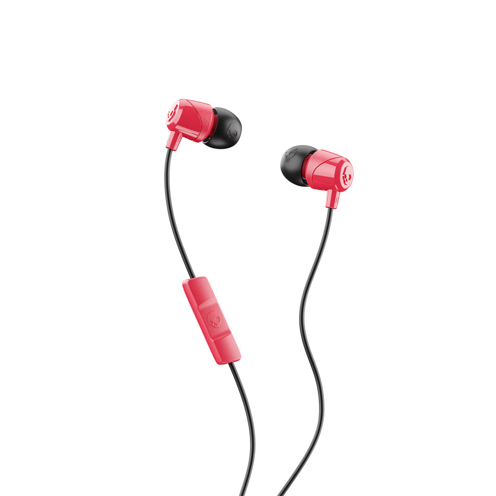 Audífonos Jib Earbuds with Microphone RED/BLACK/RED