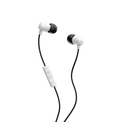 Audífonos Jib Earbuds with Microphone WHITE/BLACK/WHITE