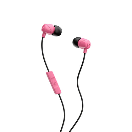 Audífonos Jib Earbuds with Microphone PINK/BLACK/PINK