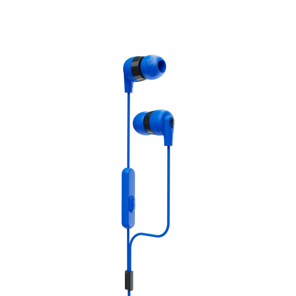 Audífonos INKD+ IN-EAR W/MIC 1 COBALT BLUE