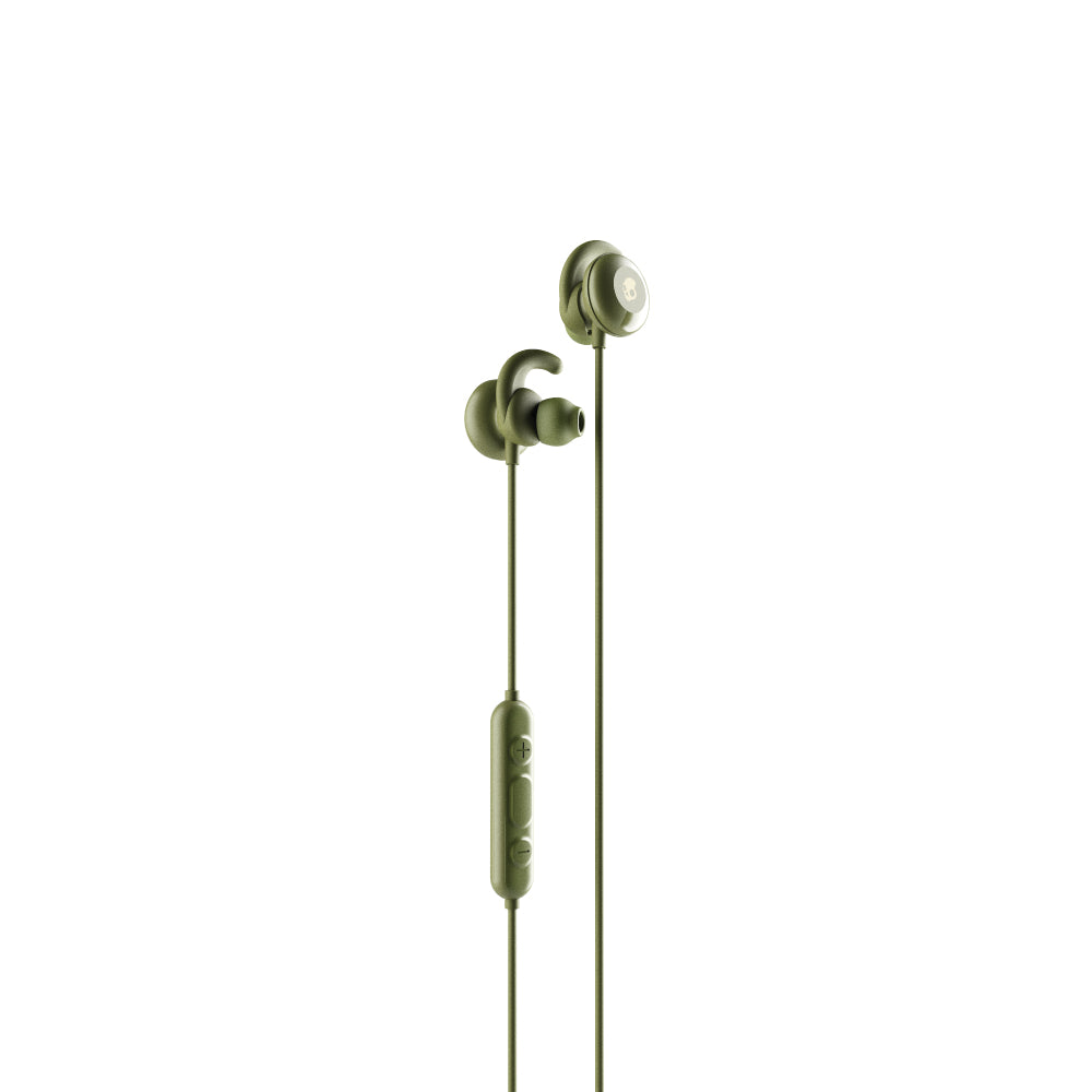 AUDÍFONO Method® Active Wireless Sport Earbuds MOSS/OLIVE/YELLOW
