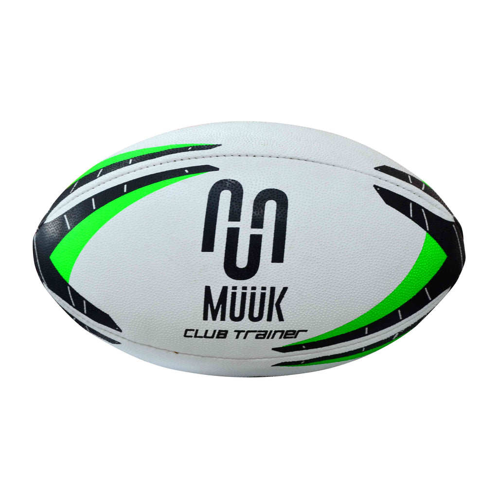 BALON DE RUGBY CLUB TRAINER #4 MUUK