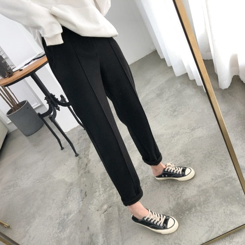 Women Pencil Pants 2019