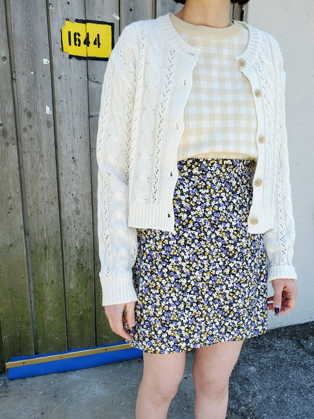 SKIRT 1017 - Sylvie and Shimmy