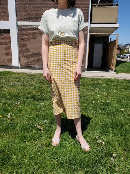 SKIRT 1018 - Sylvie and Shimmy
