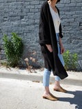 OPEN FRONT CARDIGAN 1016