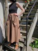BUTTON SKIRT 1019 - Sylvie and Shimmy