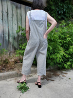 CROPPED LEG OVERALLS 1806