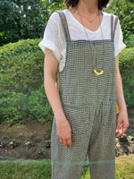 CROPPED LEG OVERALLS 1806 - Sylvie and Shimmy