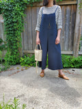 WIDE LEG OVERALLS 1812 - Sylvie and Shimmy
