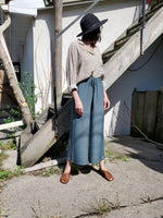 DRAWSTRING WIDE LEG PANTS 3001 - Sylvie and Shimmy