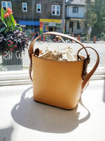 TWO TONE BUCKET BAG 3001 - Sylvie and Shimmy