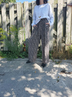 LEOPARD DRAWSTRING PANTS 3003 - Sylvie and Shimmy