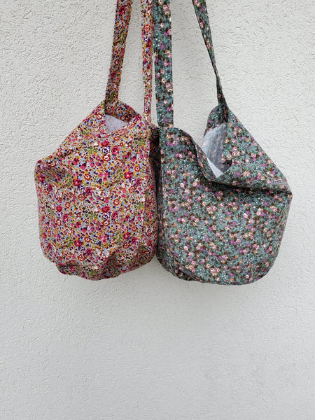 FLORAL BUCKET BAG 3003 - Sylvie and Shimmy