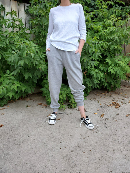 SWEAT JOGGER PANTS 3012 - Sylvie and Shimmy