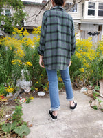 PLAID BUTTON UP SHIRT 3027 - Sylvie and Shimmy