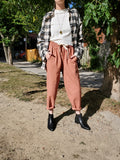 TAPERED BAGGY PANTS 3005