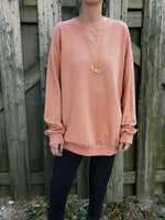 OVERSIZED SWEATSHIRT 3543 - Sylvie and Shimmy