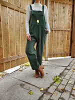 CORDUROY OVERALLS 3810 - Sylvie and Shimmy