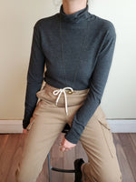 SOFT TURTLENECK TOP 3039 - Sylvie and Shimmy