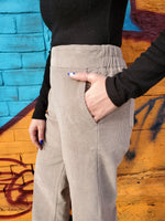 CORDUROY WIDE LEG PANTS 3018 - Sylvie and Shimmy