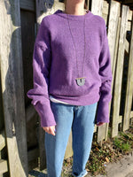 OVERSIZED CREW NECK SWEATER 3041 - Sylvie and Shimmy