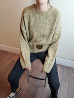 SPECKLED SWEATER 3035
