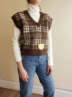 PAID SWEATER VEST 3308 - Sylvie and Shimmy