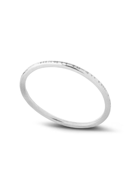 DENT STACKING RING KY600 - Sylvie and Shimmy