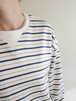 STRIPED SWEATSHIRT 3575 - Sylvie and Shimmy