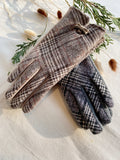 PLAID GLOVES 3004 - Sylvie and Shimmy