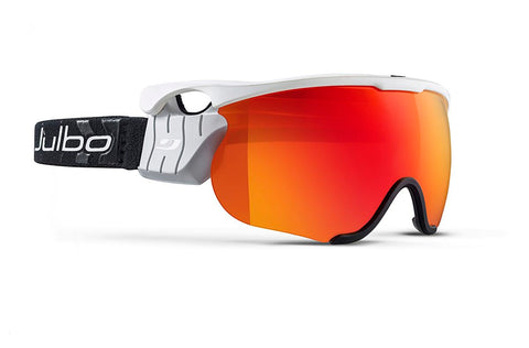 Cross-Country Sunglasse Sniper M - Spectron 2 - White - Julbo Canada