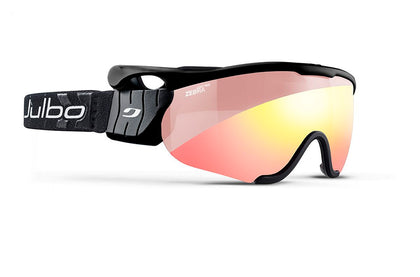 Cross-Country Sunglasse Sniper M - Zebra Light Red - Black Black - Julbo e44264905b7b