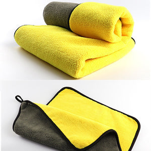 Car Wash Microfiber Cleaning & Drying Cloth - Inspired Gadgetz