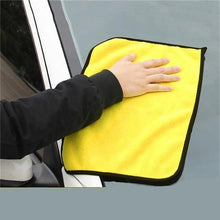 Load image into Gallery viewer, Car Wash Microfiber Cleaning & Drying Cloth - Inspired Gadgetz