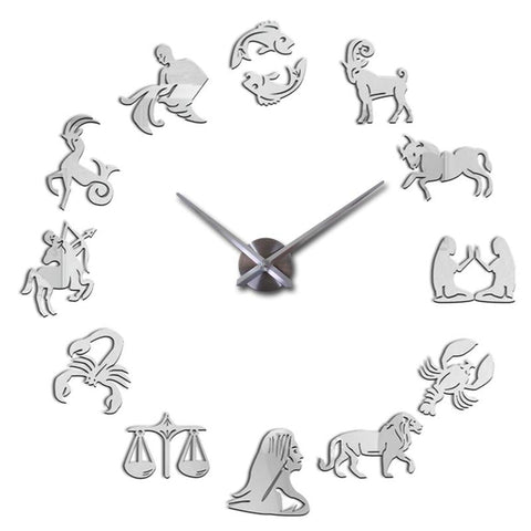 Horloge Stickers Horoscope  | Horloge Mania