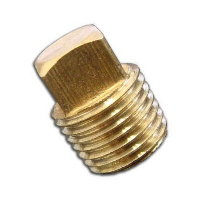 Harmsco 833-SS-316 Replacement 316 Stainless Steel 1/4″ Threaded Plug