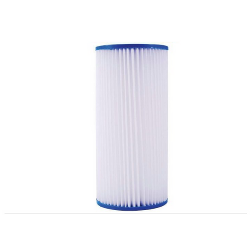 Harmsco HB-10-0.35W 0.35 Micron Polyester-Plus Calypso Blue Series Filter Cartridge