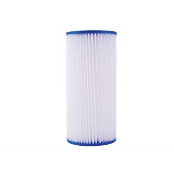 Harmsco HB-10-50W 50 Micron Polyester-Plus Calypso Blue Series Filter Cartridge