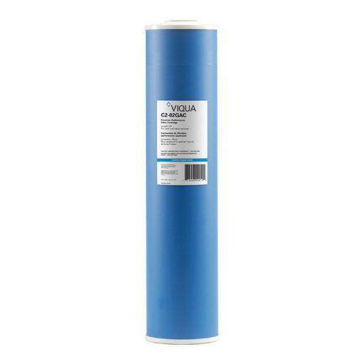 Viqua C2-02GAC Granulated Activated Carbon Cartridge
