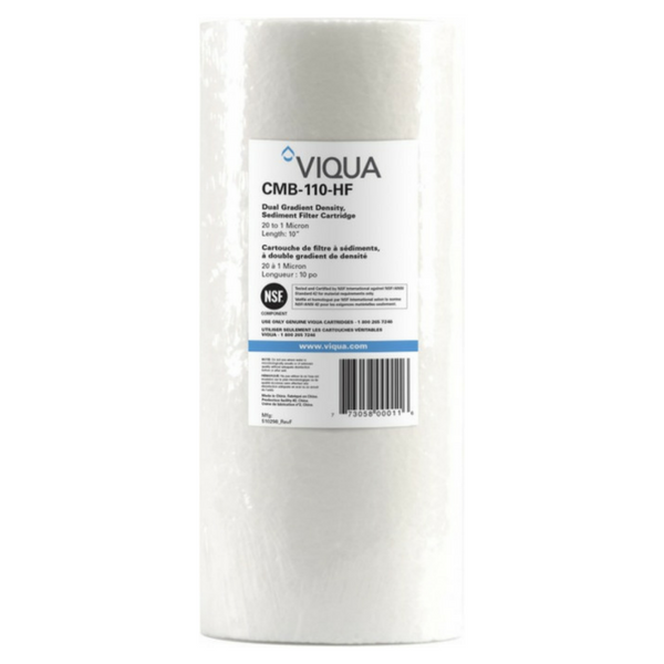Viqua CMB-110-HF High Flow Filter Cartridge