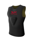 Neptune Black 5mm vest - with loading pad Back instock.jpg
