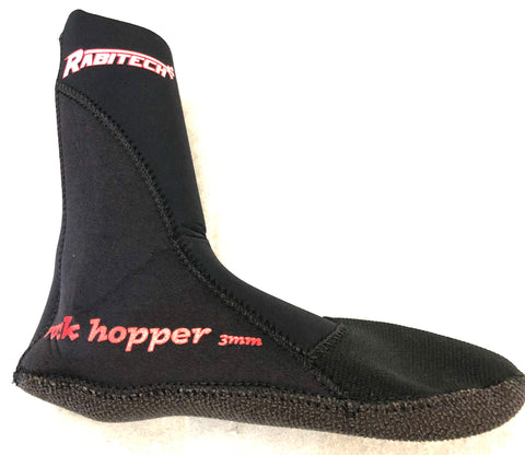 Rabitech 3mm Rockhopper Socks