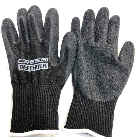 NEW Cressi Defender Gloves