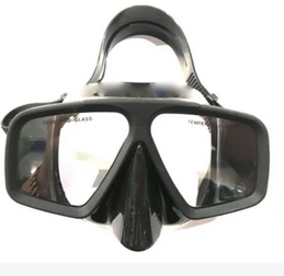 Wide View Twin lense Mask