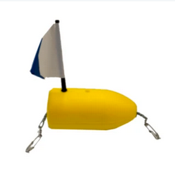 OD Yellow Bullet Float Large