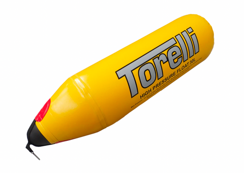 TORELLI Float 30L bluewater