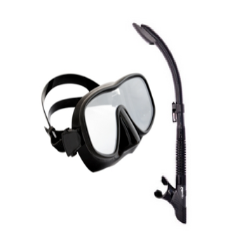 Frameless Mask & Snorkel Set